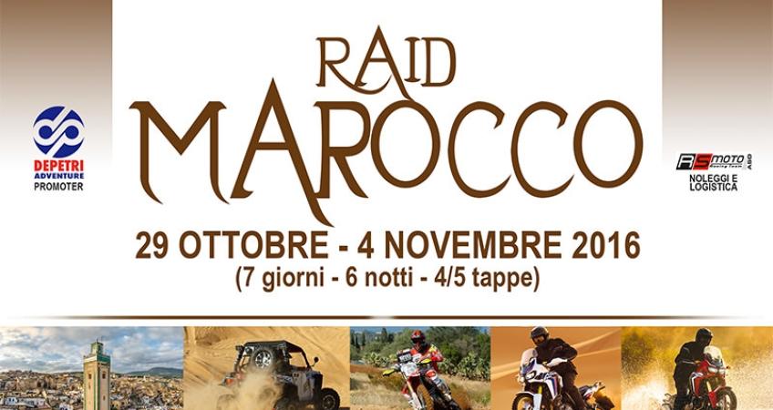 Raid In Marocco – 29 Ottobre – 4 Novembre