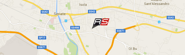 RSMoto Map